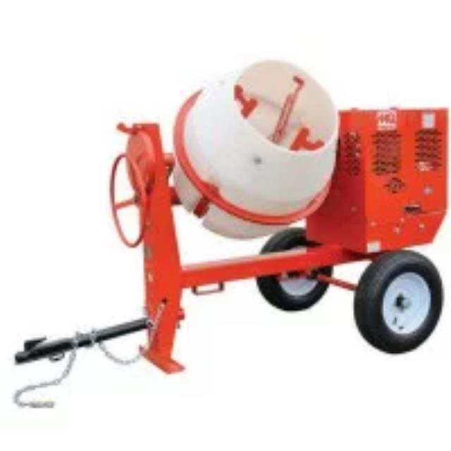 Where to find Concrete Mixer, 6CF, Gas, Towable in Fairbanks