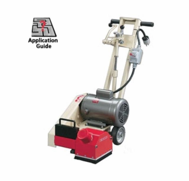 Where to find Concrete Scarifier Planer, 4  Wide, 220V in Fairbanks