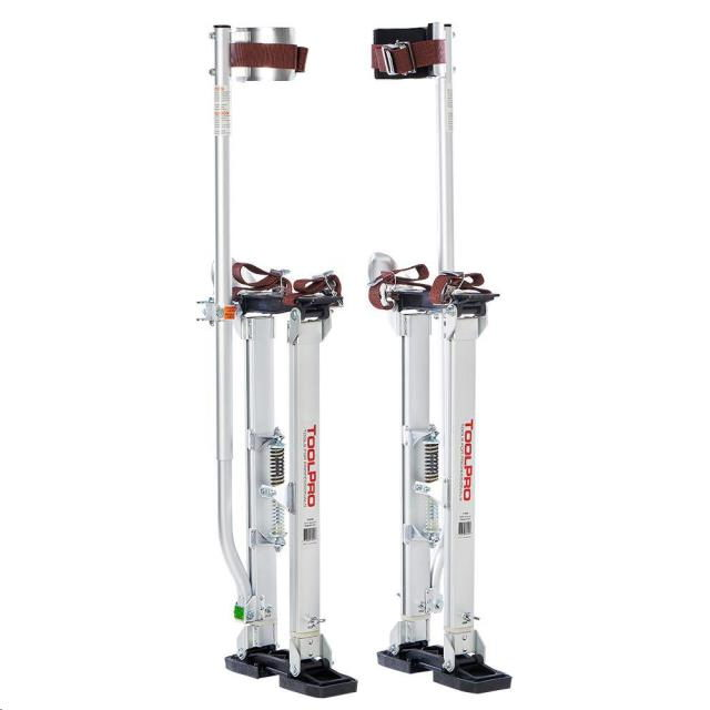 Where to find Dry Wall Stilts  18 -30  adjustable in Fairbanks