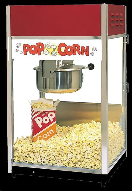 Where to find Popcorn Machine in Fairbanks