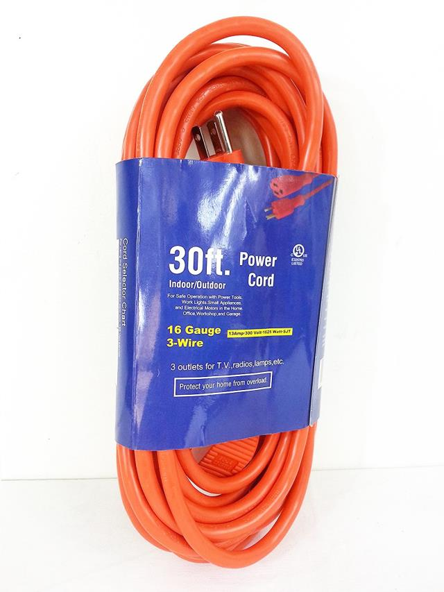 Where to find 30  Extension Cord, 12 gauge in Fairbanks