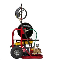 Rental store for Water Jetter with Cart in Fairbanks AK