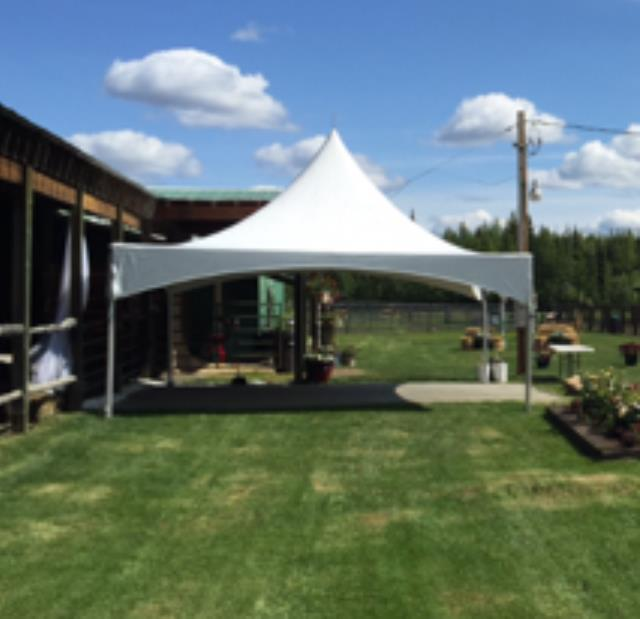 Where to find Canopy Event Tent, 20  x 20 in Fairbanks