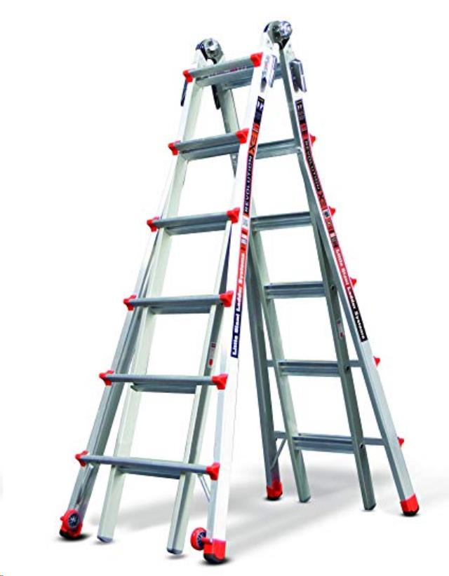 Where to find Little Giant Ladder, 6 in Fairbanks