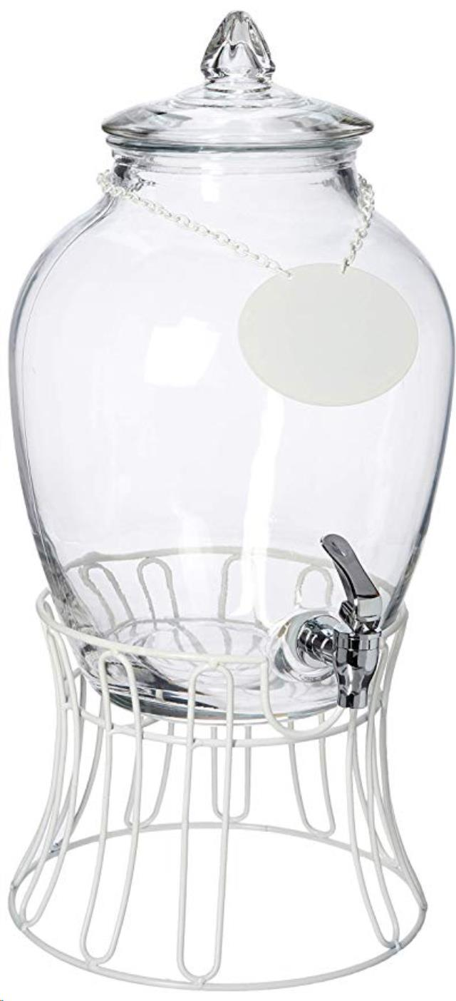 Where to find Drink Dispenser,Glass, 2.5-gallon in Fairbanks