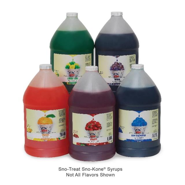 Where to find Sno Cone Syrup, 1 Gallon in Fairbanks