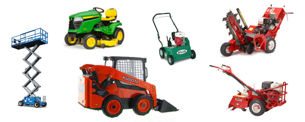 Equipment Rentals in Fairbanks